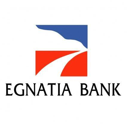 free vector Egnatia bank