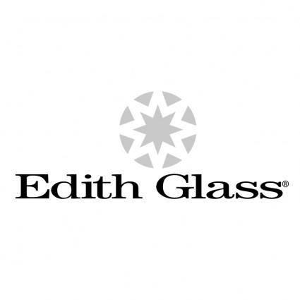 free vector Edith glass
