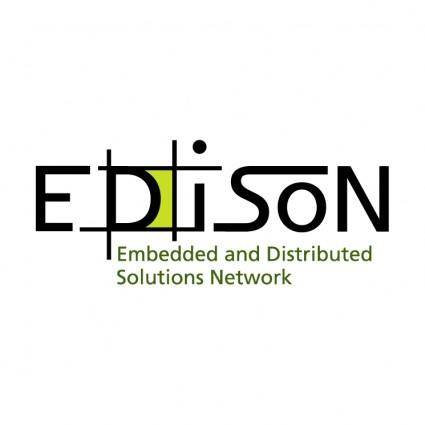 free vector Edison 0
