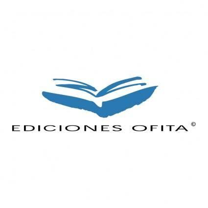 free vector Ediciones ofita
