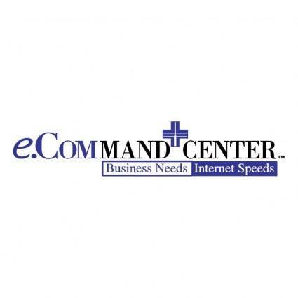 Ecommand center