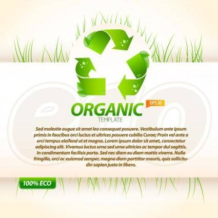 free vector Environmental layout design 02 vector