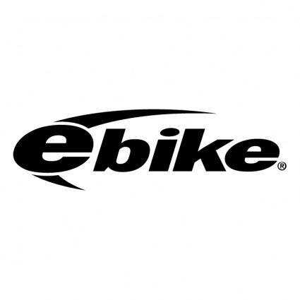 free vector Ebike
