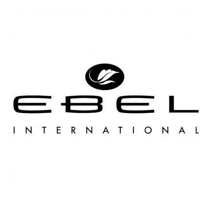 free vector Ebel international