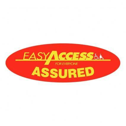 free vector Easy access for everyone 0
