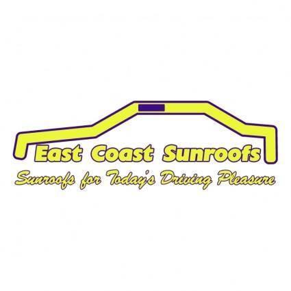 free vector East coast sunroofs