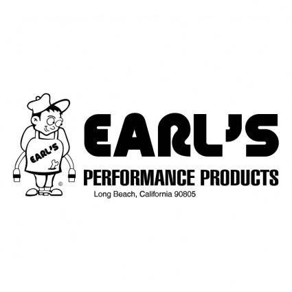 free vector Earls performance products