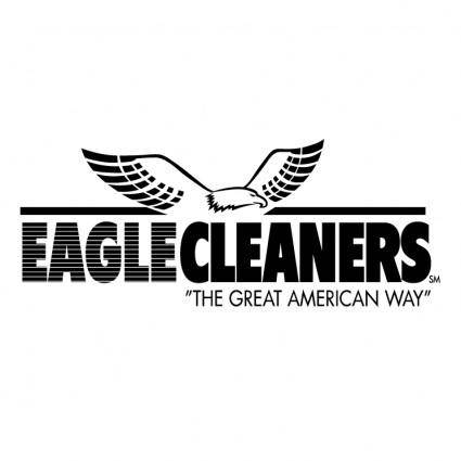 free vector Eagle cleaners