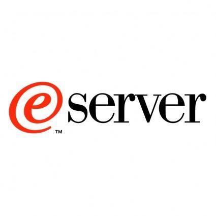 E server
