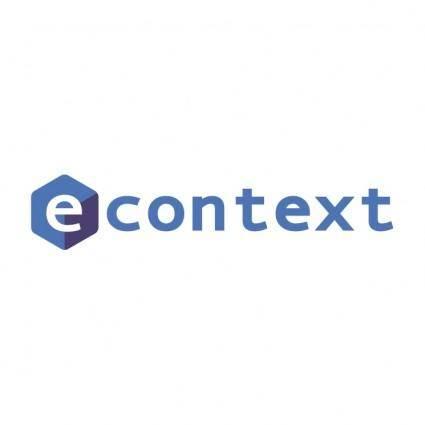 free vector E context