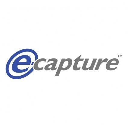free vector E capture