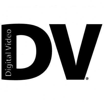 free vector Dv digital video