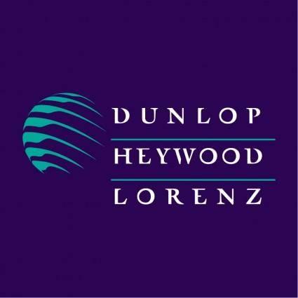 Dunlop heywood lorenz