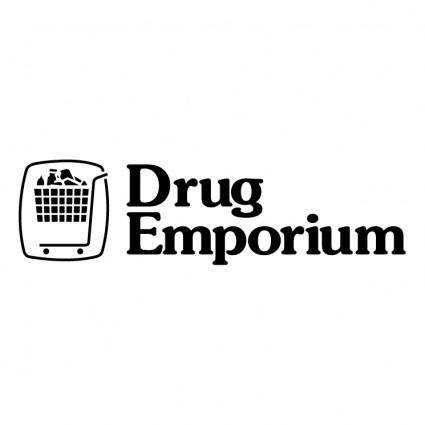 free vector Drug emporium