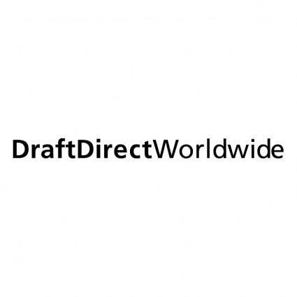 free vector Draftdirect worldwide