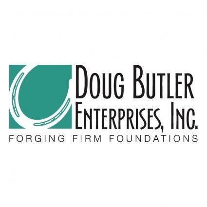free vector Doug butler enterprises
