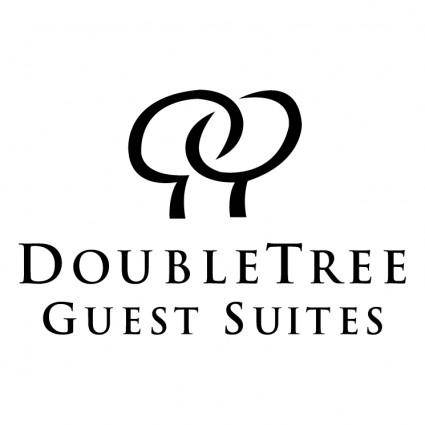 free vector Doubletree guest suites