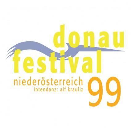 free vector Donau festival