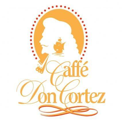 free vector Don cortez caffe