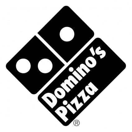 free vector Dominos pizza 1