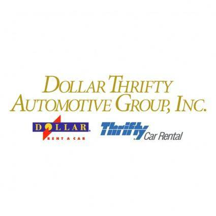 Dollar thrifty automotive group