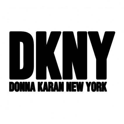 free vector Dkny