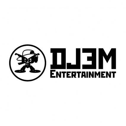 free vector Djem entertainment