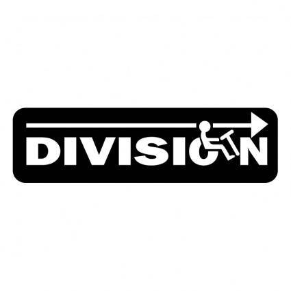 free vector Division