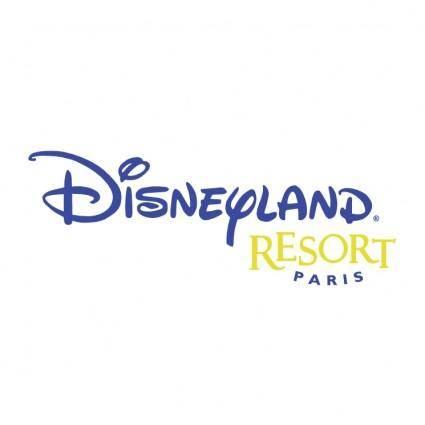 free vector Disneyland resort paris 0