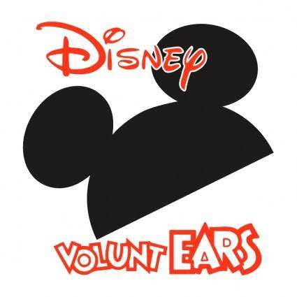 Disney volunt ears