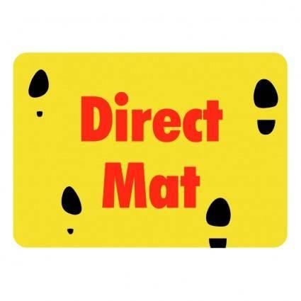 Direct mat