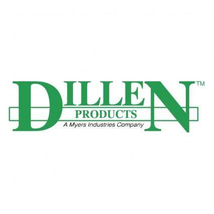 free vector Dillen products