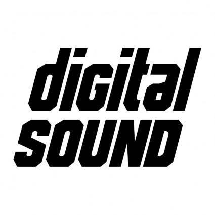 free vector Digital sound