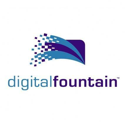 Digital fountain
