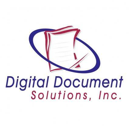 Digital document solutions inc