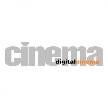 free vector Digital cinema