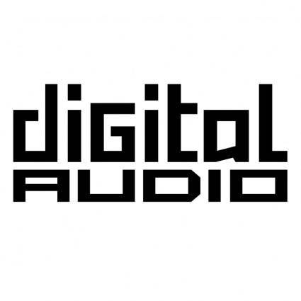free vector Digital audio