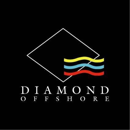 free vector Diamond offshore
