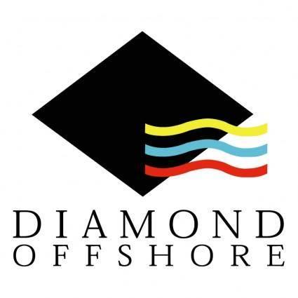 free vector Diamond offshore 0
