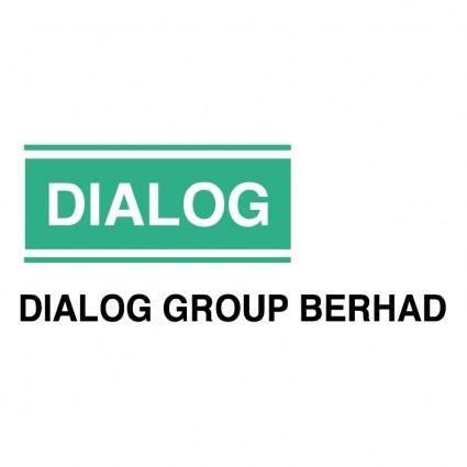 Dialog group