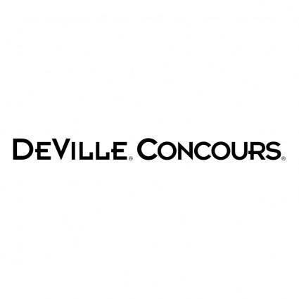 Deville concours