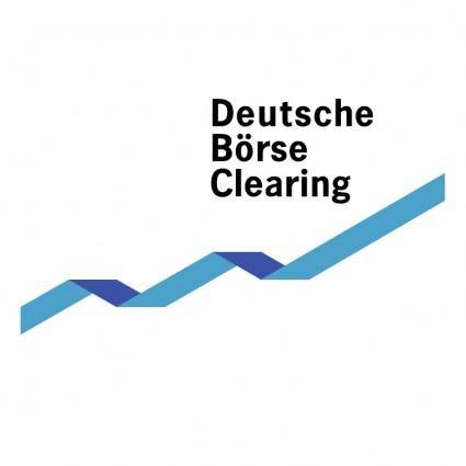 free vector Deutsche borse clearing