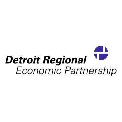 free vector Detroit regional
