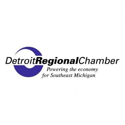 free vector Detroit regional chamber