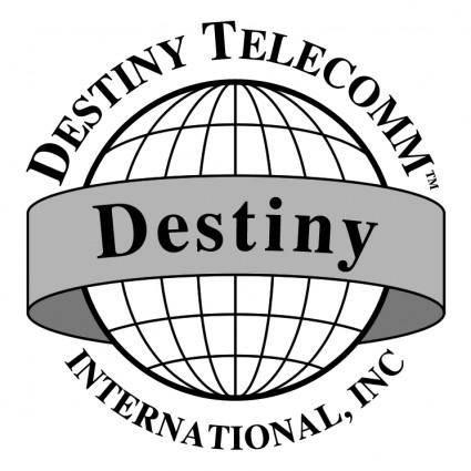 free vector Destiny telecomm