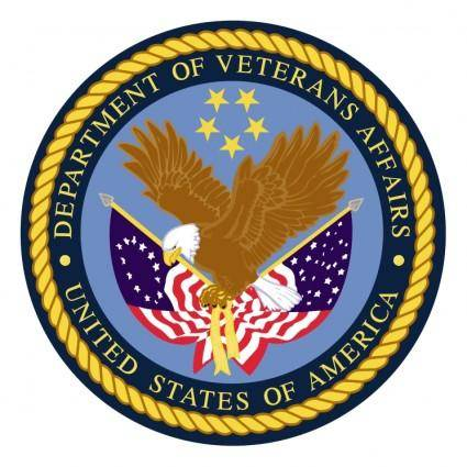 free vector Department of veterans affairs