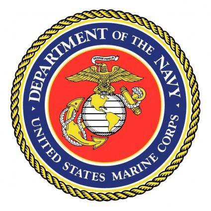 free vector Department of the navy 0
