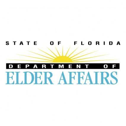 free vector Department of elder affairs