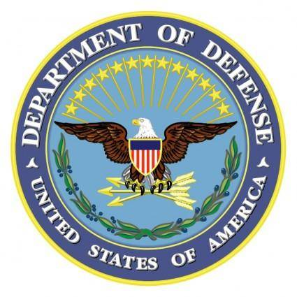 free vector Department of defense 0