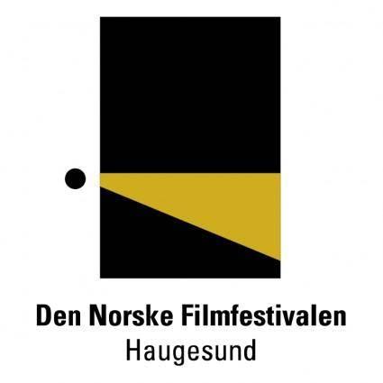 free vector Den norske filmfestivalen
